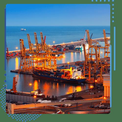 Ship Chandler Panamá puertos